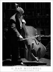 Bill Everett, Principal Bass, Symphony Silicon Valley