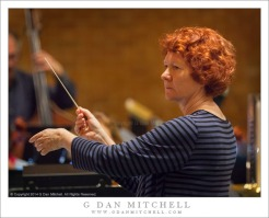 Barbara Day Turner, Conductor