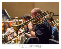 Chris Hernacki, Bass Trombone