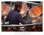 Timpanist David Herbert