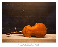Double Bass, Backstage