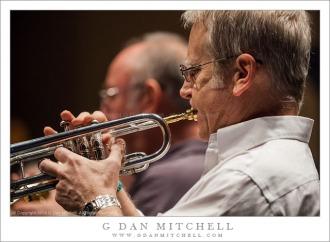 Principal Trumpet Jim Dooley