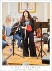 Teresa Orozco, Flute Soloist