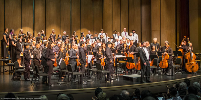 De Anza Choirs and Orchestra